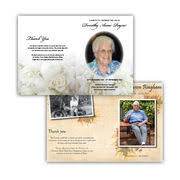 Funeral Stationery Print Products Printworks