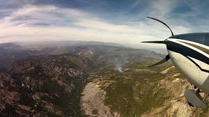 Ca Wildfire Training by Birth Of A Huge Wild Fire California Mountain Flying C182
