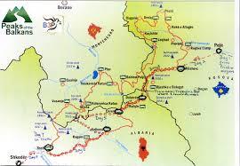 Map Of The Balkans Archives U2013 Balkans Peace Park Project
