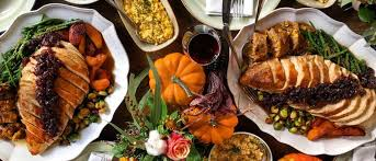 the best thanksgiving dinners in 2017 olive magazine