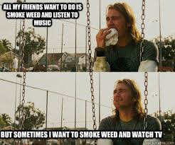 Smoke Weed Meme - meme smoke weed and listen to music planet mary jane
