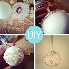 handmade bauble maybe with holidays