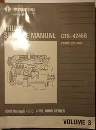 international truck service manual cts 4245g volume 3 1000 4000
