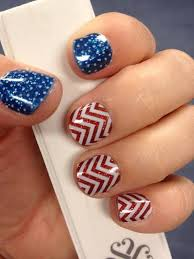 best 25 american flag nails ideas on pinterest american nails