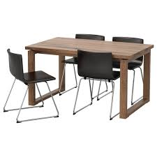 Bernhard Chair To Barstool Ikea by 4 Seater Dining Table U0026 Chairs Ikea