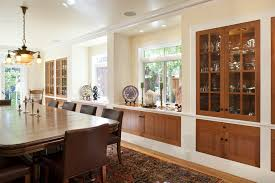 Cabinet Dining Room Craft Room Built Ins Dining Room Traditional With Wood Dining