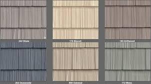 vinyl siding split shake like real cedar shake 34 colors lifetime
