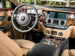 rolls royce ghost rear interior rolls royce ghost series ii 2015 picture 87 of 133