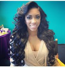 porsche of atlanta housewives hairline porsha williams flowing wavy hair long hair don t care