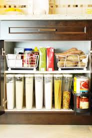 Kitchen Cabinet Organizing Upper Kitchen Cabinet Organizers White Chrome Island White Glossy
