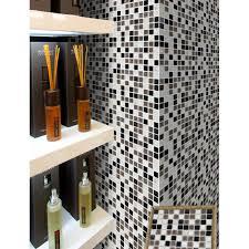 Tile Backsplash Glazed Ceramic Tile Stickers Kitchen Porcelain - Porcelain backsplash