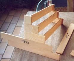stufen treppe not macht erfinderisch