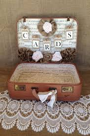 Country Shabby Chic Wedding by 14 Best Shabby Chic Wedding Card Vintage Suitcase Images On