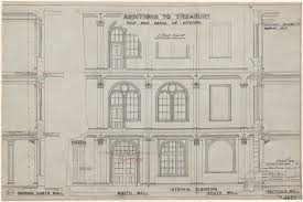 architect signature plans of public buildings nsw state archives