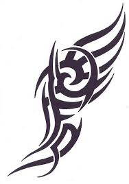 21 best simple tribal designs images on tribal