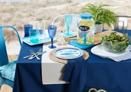 paper table cover with plastic liner tablecloths at spotlight which are clean durable and quality covers
