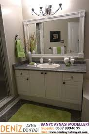 Master Bathroom Mirrors by Diy Bathroom Mirror Frame For Less Than 20 Need To Do This In My