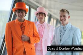 dumb and dumber costumes wedding tuxedo color trends for 2014 costumes