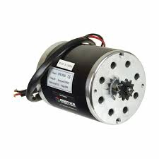 24 volt 500 watt my1020 electric motor with 11 tooth 25 chain