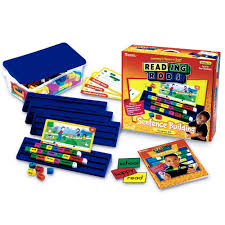 amazon com learning resources reading rods sentence building kit