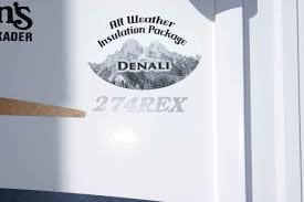 Denali Fifth Wheel Floor Plans by 2011 Used Dutchmen Denali 274rex Fifth Wheel In Oregon Or
