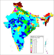 hinduism map hinduism its history and religion india facts and details
