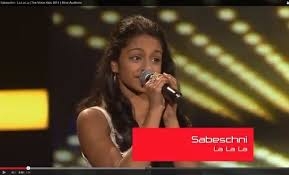 The Voice Kids Blind Auditions 2014 12 Year Old Tamil U0027s Performance On U0027the Voice Kids U0027 Will