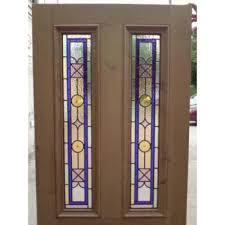 front door leaded glass front doors best coloring stained glass front door panel 69