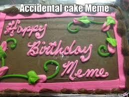 Meme Birthday Cake - happy birthday mimi enjoy your meme cake ifft com uplo flickr