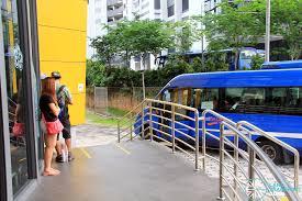 shuttle bus queue lines land transport guru