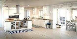 cuisine nordique meuble cuisine scandinave les rayures motif apprci dans la cuisine