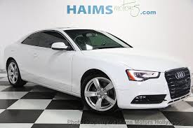 audi a5 coupe 2013 2013 used audi a5 2dr coupe automatic quattro 2 0t premium at