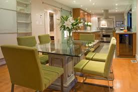 Glass Dining Tables Modern Glass Dining Room Table Extendable - Dining room table base for glass top