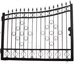 wrought iron gate china mainland fencing trellis u0026 gates