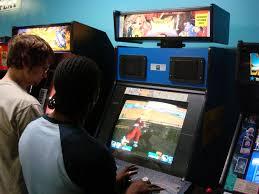 Street Fighter 3 Arcade Cabinet Street Fighter
