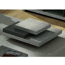 coffee table temahome slate concrete coffee table eurway cement
