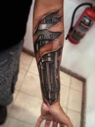 tattoo 3d mechanical 3d tattoo mechanical arm mechanical arm tattoo mechanical arm and