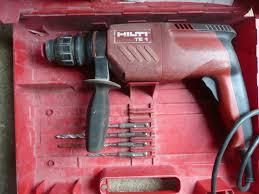 Perforateur Burineur Hilti by Perforateur Hilti Te 1 Toutoccas72