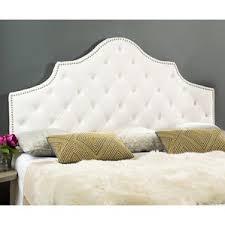 Upholstered White Headboard by Upholstered Headboards You U0027ll Love Wayfair