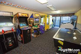 game room at the landmark resort oyster com hotel reviews