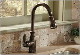 Stainless Steel Sink With Bronze Faucet Decor Creative Gorgeous Solid Bronze Bronze Kitchen Faucets