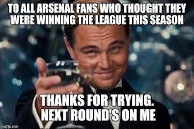 The League Memes - leonardo dicaprio cheers meme imgflip