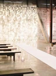 wedding backdrop lights 40 stunning winter wedding lights happywedd