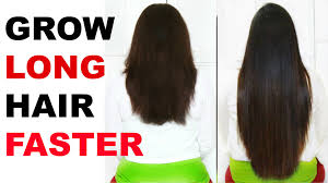 how to grow hair fast naturally hair growth tips
