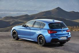 bmw 1 series 2018 bmw 1 series bows with updated interior tech