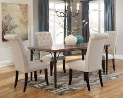 ashley furniture kitchen table sets home chair designs ashley furniture kitchen sets off buy tripton rectangular dining room table set within