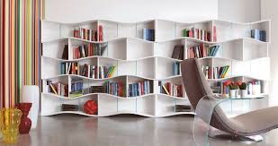 Modern Wooden Shelf Design by 20 Creative Bookshelves Modern And Modular