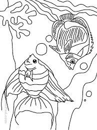 coloring download deep sea creatures pages inside omeletta me