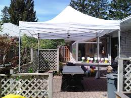 shade for backyard image with stunning replacement canopy for