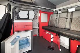 ford motorhome ford transit fun from danbury campervans caravans and trailers
